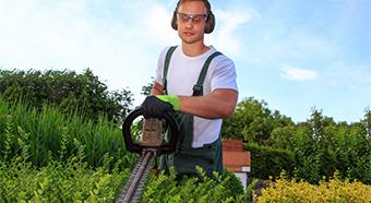 Grünanlagenpflege bei samu.de